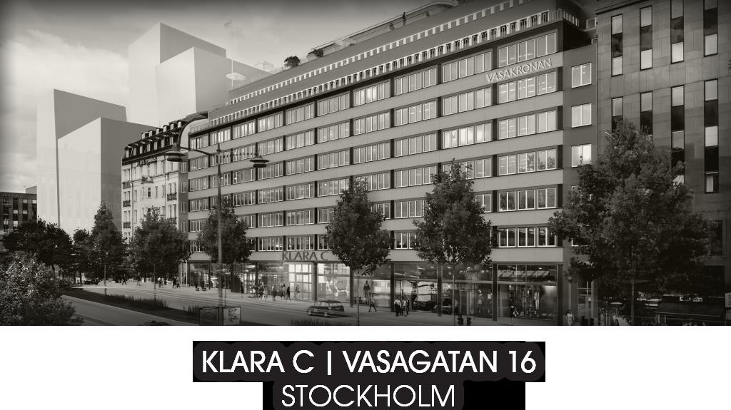 Klara C Stockholm Vasagatan Kontor Office Konferens Conference